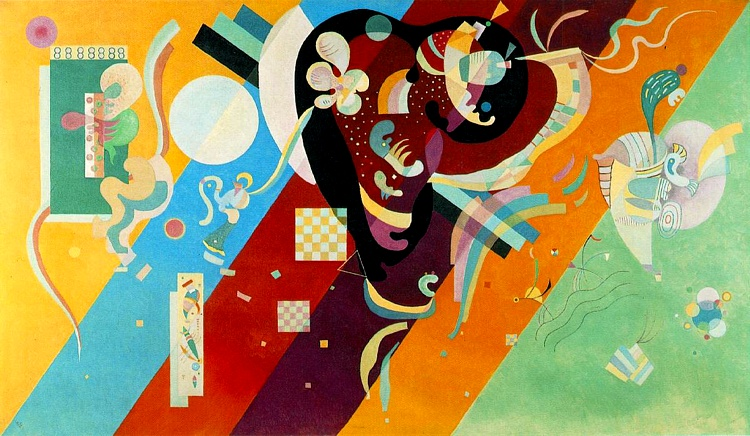 Achat Reproductions De Peintures | composition ix de Wassily Kandinsky | Most-Famous-Paintings.com