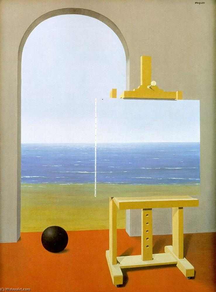 | La Condition de l homme de Rene Magritte | Most-Famous-Paintings.com