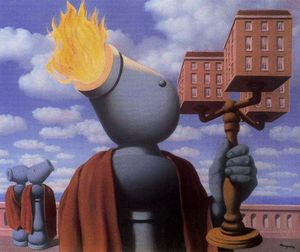 Rene Magritte - Le Guide