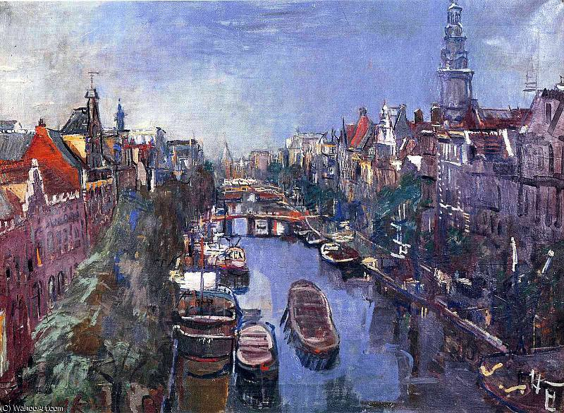 | sanstitre 6752   de Oskar Kokoschka | Most-Famous-Paintings.com